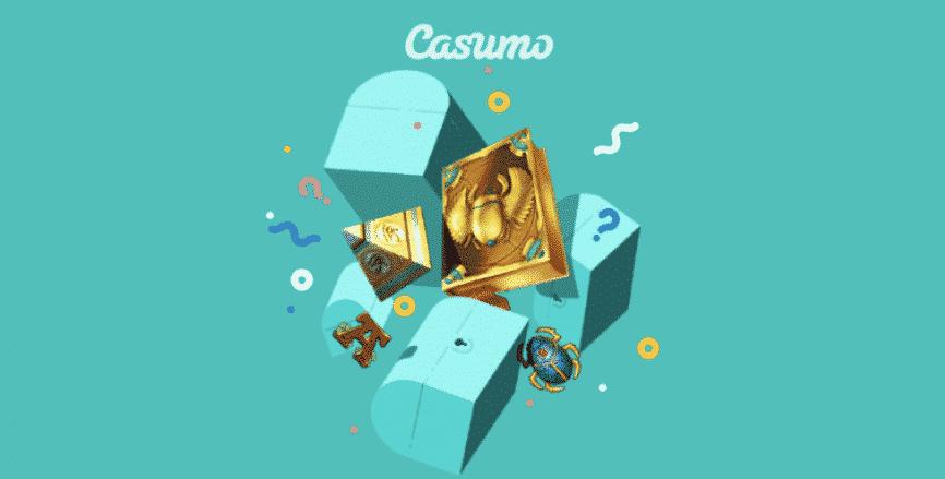 Casumo palkintoja